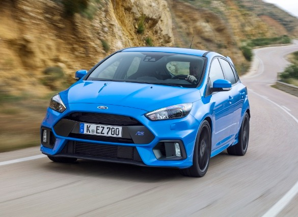 First Drive: Ford Focus RS