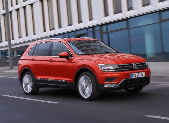 Road Test: Volkswagen Tiguan