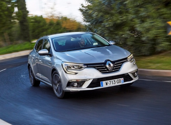 First Drive: Renault Megane