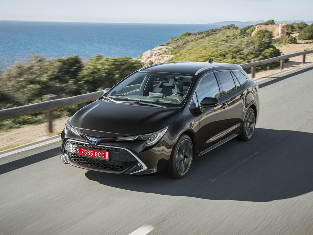 Toyota To Build Suzuki Badged Rav4 And Corolla Wagon For Europe