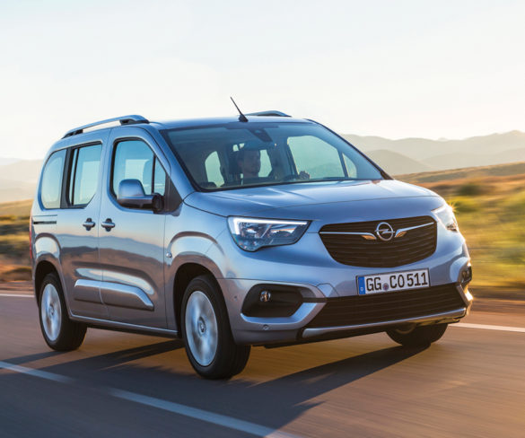 Road Test: Opel Combo Life