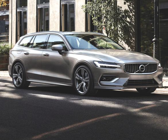 Road Test: Volvo V60