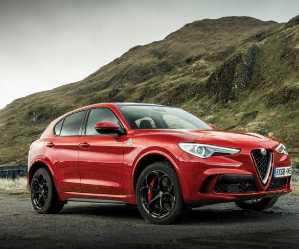 Spotlight: Alfa Romeo Stelvio Quadrifoglio