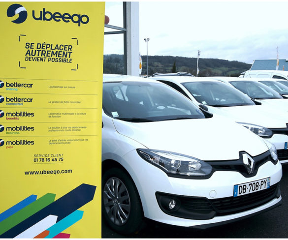 Ubeeqo secures European car sharing award from Frost & Sullivan