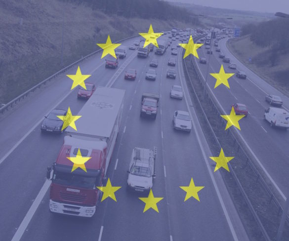MEPs advance plans for new car safety tech to be mandatory