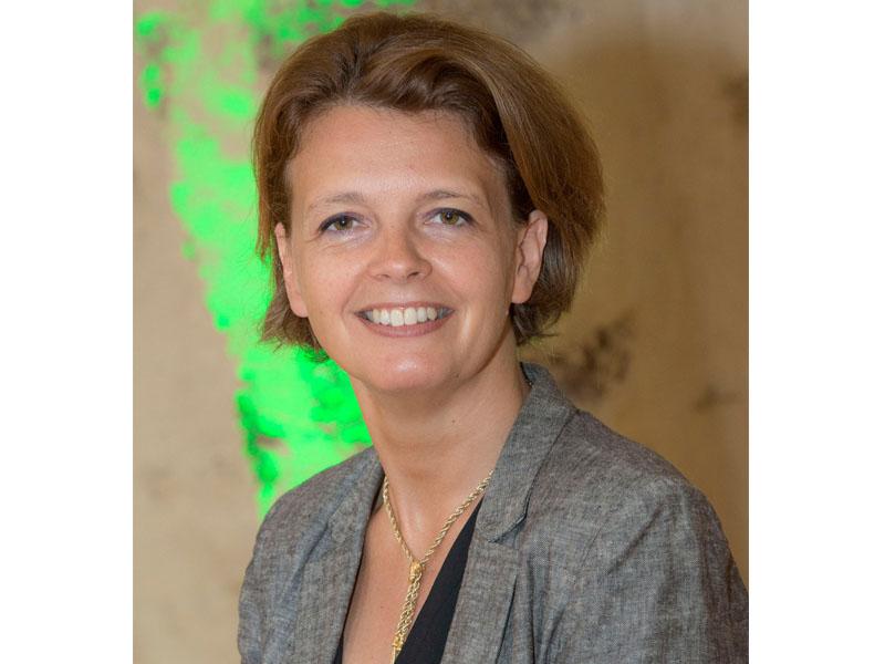 Caroline Parot, CEO of Europcar