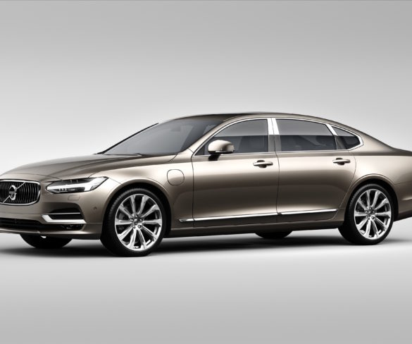 Volvo to move production of S90 to China