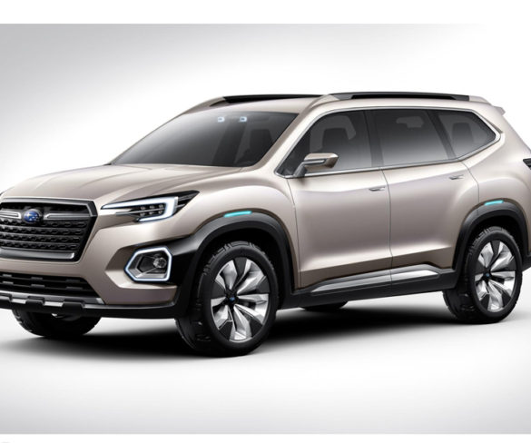 """Biggest-ever"" Subaru SUV Concept debuts at LA Auto Show"