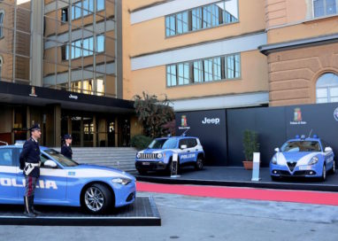 Italian State Police deploys Jeep and Alfa Romeo fleet