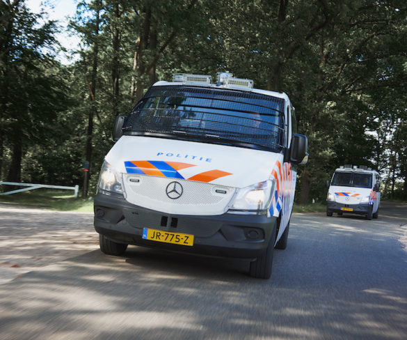 Dutch police sign agreement for 300 Mercedes-Benz Sprinters