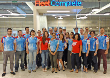Fleet Complete named as one of Greater Toronto's Top Employers 2017
