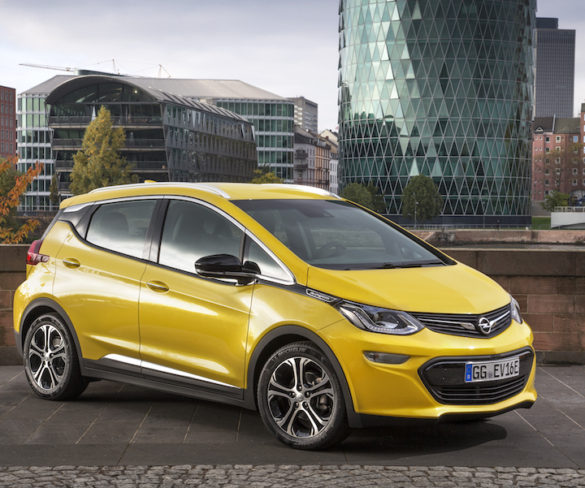 Opel plans for staggered launch of Ampera-e due to limited production