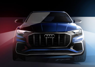 Audi to reveal near-production Q8 concept at Detroit