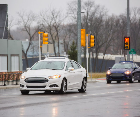 Ford to start testing autonomous cars on European roads next year