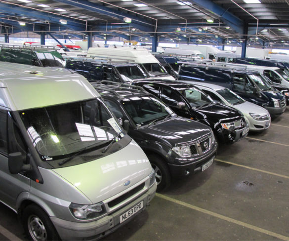 EU commercial vehicle registrations rise 4.2% in first half