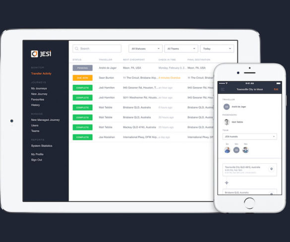 New partnership to offer journey management software to fleets