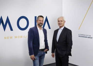 VW Group launches mobility services company