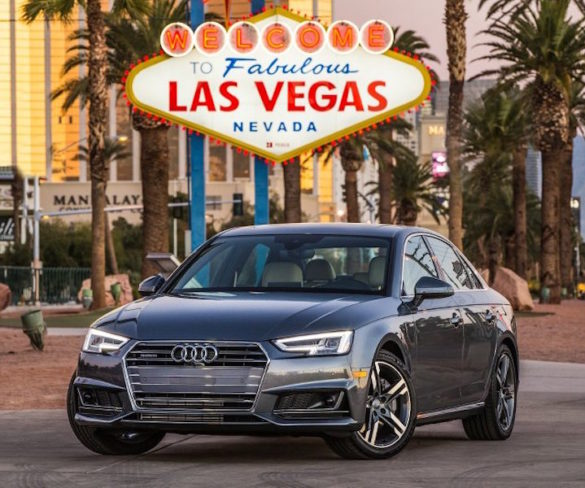 Audis to communicate with traffic lights in Las Vegas