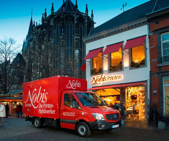 Mercedes-Benz Sprinter proves reliability for German bakery