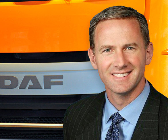 DAF Trucks president to chair ACEA's Commercial Vehicle Board in 2017