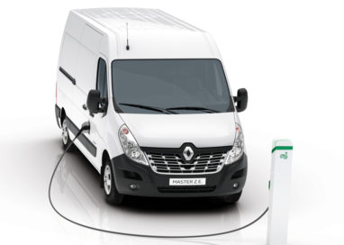 Renault adds new Master to electric vehicle line-up