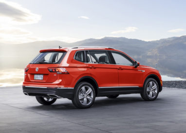 Seven-seat Volkswagen Tiguan to launch this Spring