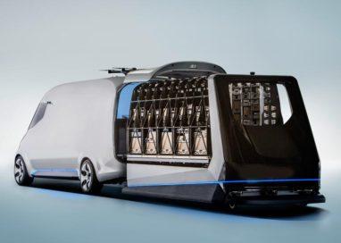 Mercedes concept showcases future for vans