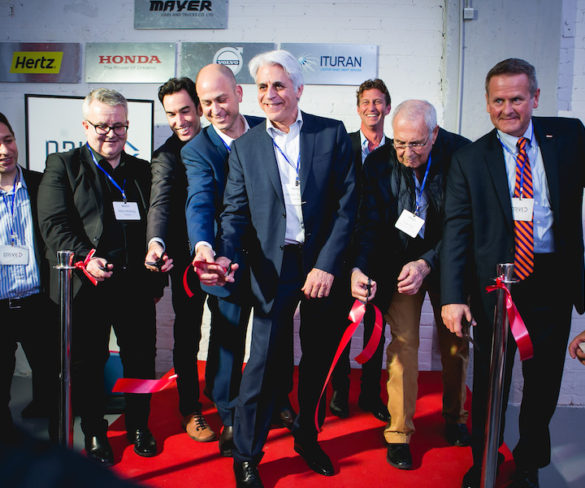 Tel-Aviv based Drive Innovation Center to promote smart mobility