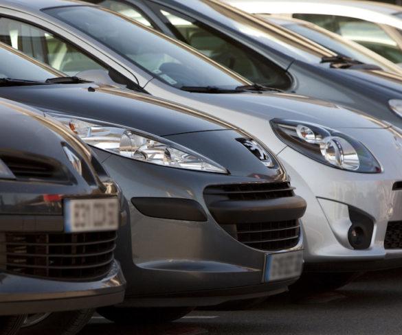 German true fleet market drops 6.7% in February