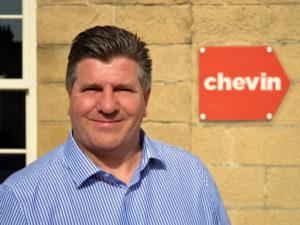 Chevin's David Gladding