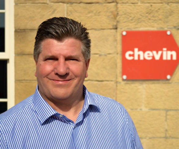 Chevin appoints David Gladding to newly created global sales role