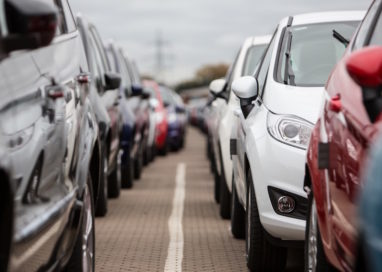 European car registrations up 9.4% in January