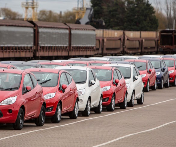 EU passenger car registrations up 10.2% in January, reports ACEA