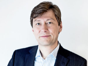 Thomas Schmidt, managing director TomTomTelematics
