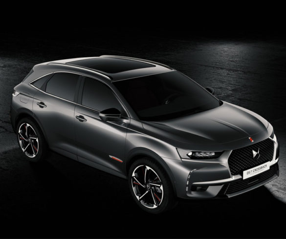 DS 7 Crossback revealed