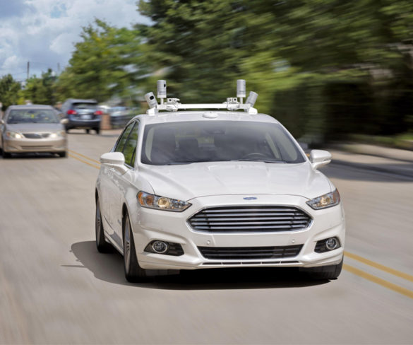 Ford to take driver out of loop on path to full autonomy