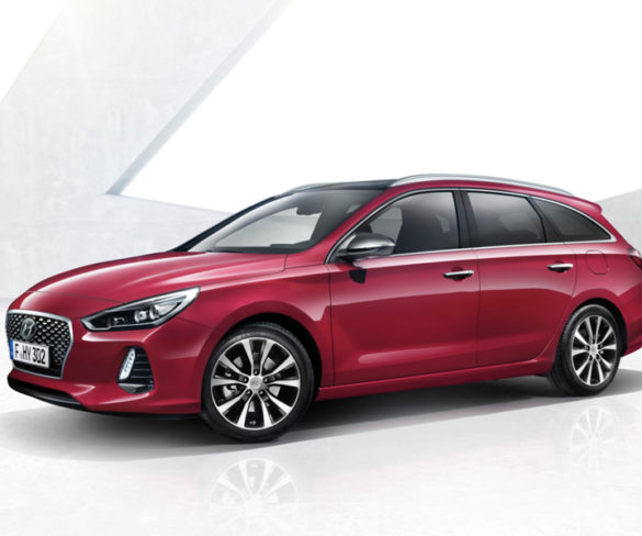 Hyundai i30 Tourer to bring emissions from 95g/km