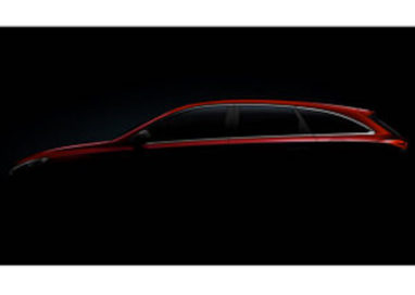 New Hyundai i30 Wagon teased