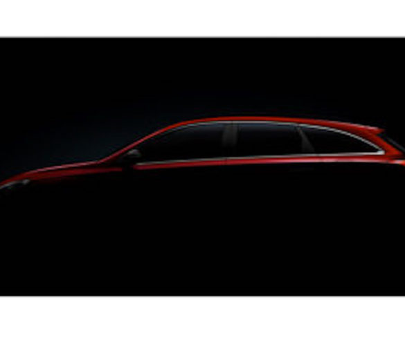New Hyundai i30 Wagon teased