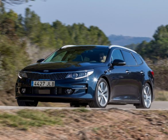 First Drive: Kia Optima SW