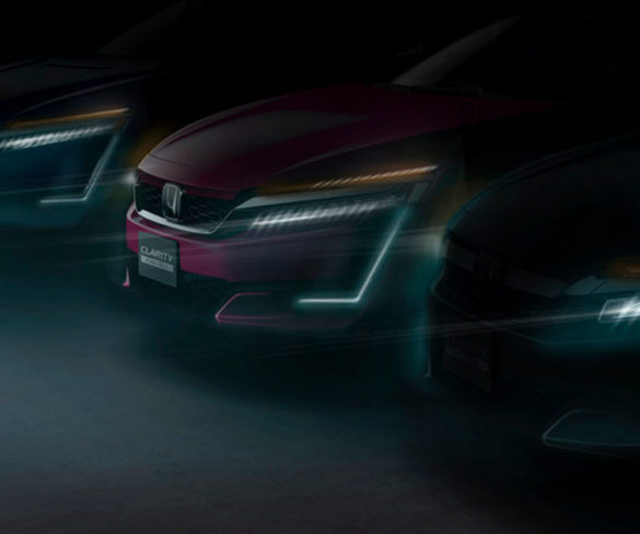 Honda Clarity Electric and Plug-In Hybrid to make global debut at New York Auto Show