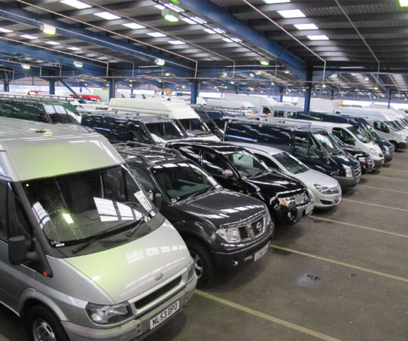 LCV demand drives EU commercial vehicle registrations in February