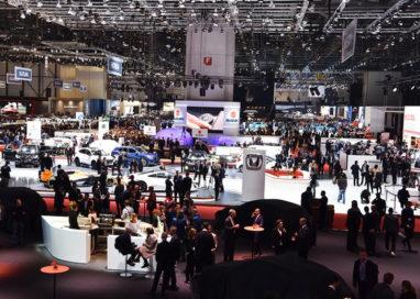 Wraps come off top fleet cars at Geneva Motor Show