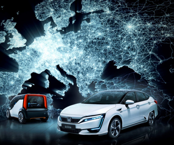 Two-thirds of Honda's European line-up to have electrified powertrains by 2025