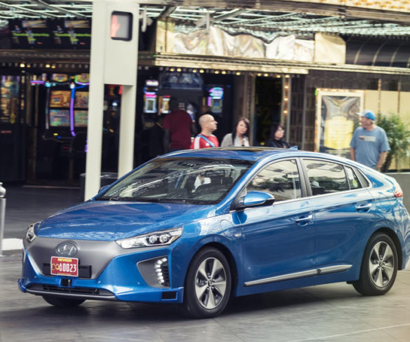 Hyundai unveils 26g/km Ioniq Plug-in