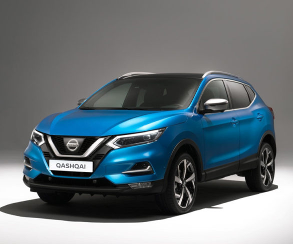 Facelifted Nissan Qashqai to bring ProPILOT autonomous driving tech