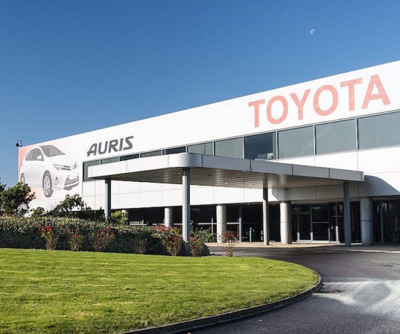 Toyota to invest £240m in upgrading UK plant