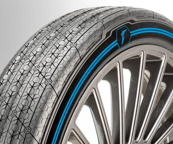 Goodyear tyre concept targets autonomous ride-sharing vehicles