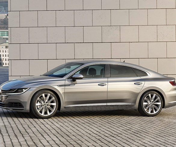 Order books open for new Volkswagen Arteon