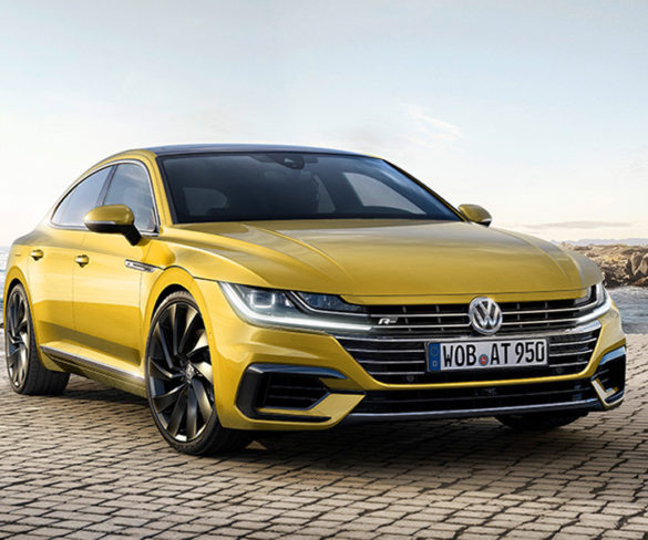 Volkswagen goes upmarket with Arteon
